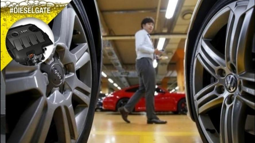 Dieselgate, Volkswagen sospende le vendite in Corea del Sud