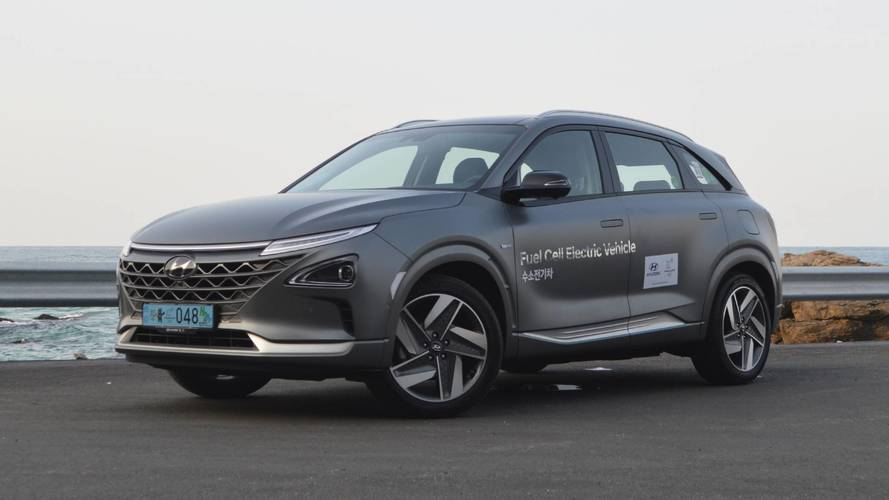 2019 Hyundai Nexo First Drive: Hydrogen Cars Are Real, And Really Good