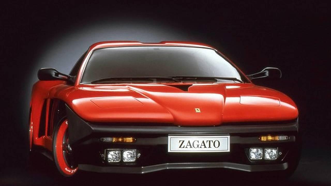 5. 1993 Ferrari F.Z. 93 concept