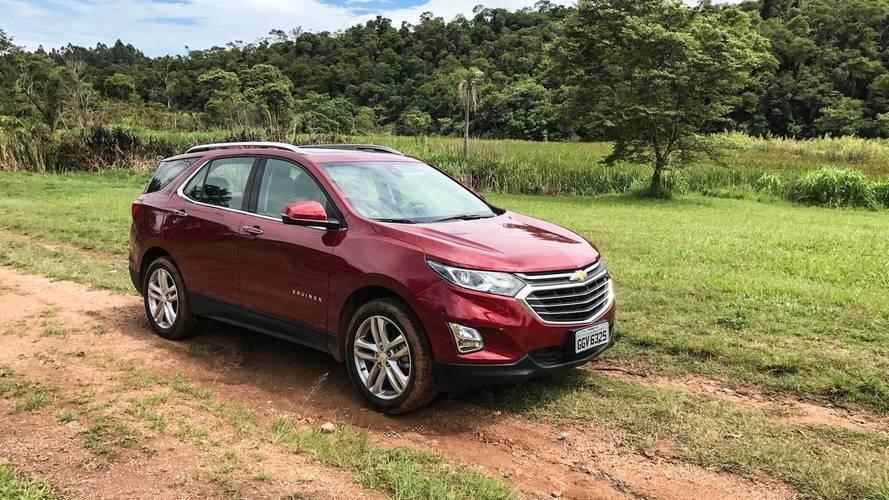 Chevrolet Equinox Premier 2018 - Especial de fim de ano
