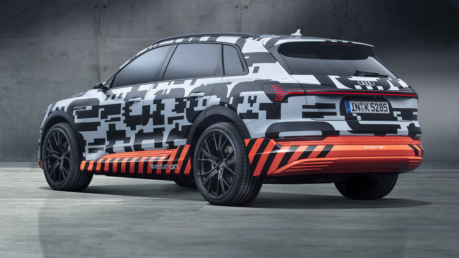 Audi E-Tron Production Version To Debut On August 30