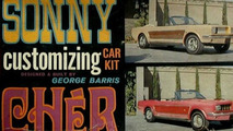Barris-designed Sonny & Cher '65 Mustang Convertibles