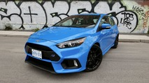 2016 Ford Focus RS: Review CA