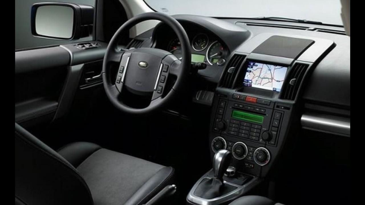 Linha Freelander 2 2010 chega às lojas da Land Rover com preço inicial de R$ 132 mil