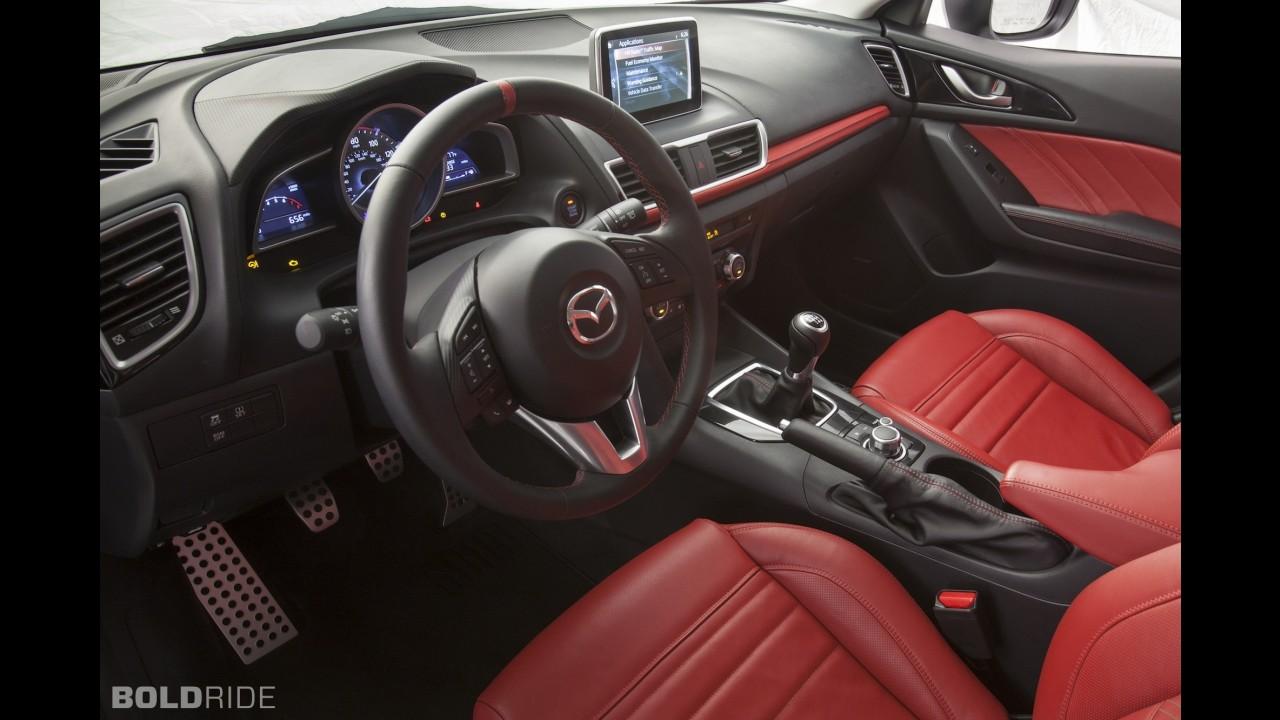Mazda 3 Club Sport Concept