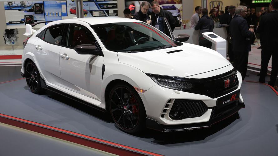 2017 Honda Civic Type R packs 306 hp, arrives this spring