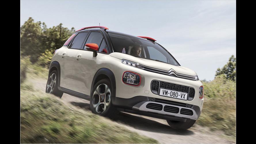 Neues Kleinwagen-SUV im C3-Look