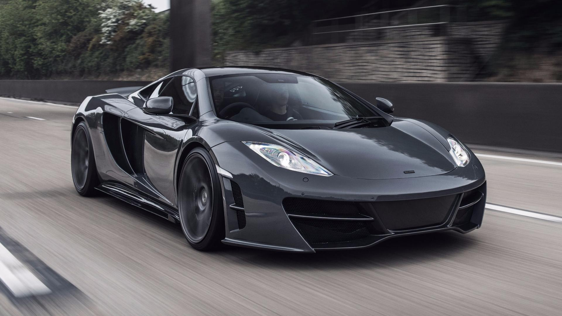Mclaren Mp4 12c Receives Subtle Updates Courtesy Of Mulgari