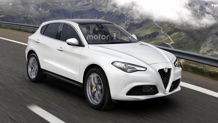 Segredo - Alfa Romeo terá mais dois SUVs além do Stelvio