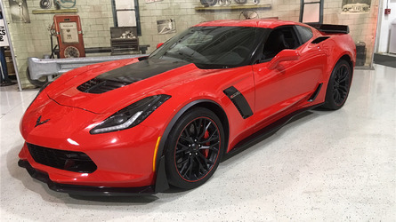 6 Rare Corvettes Heading To Auction, Including The First C7 Z06
