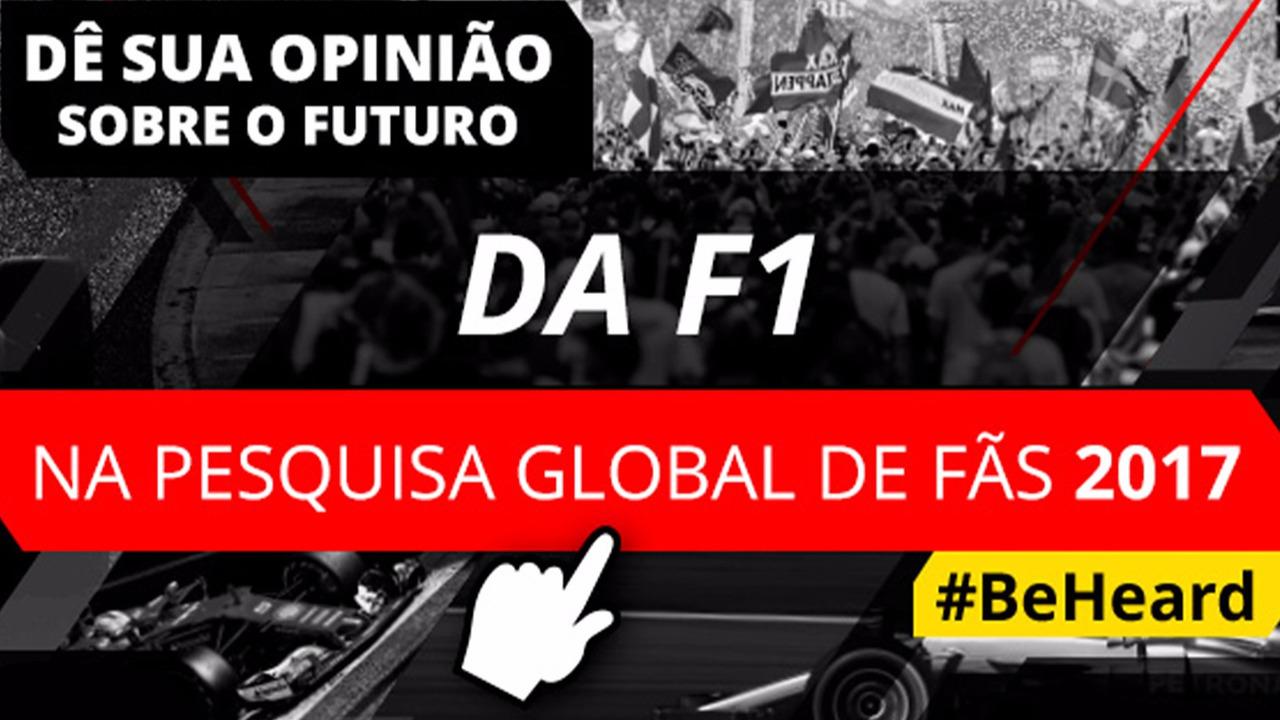 Pesquisa Global de Fãs da F1