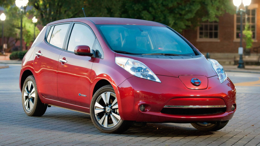 Buying A Used EV Might Be A Really Good Idea