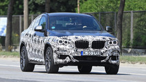 BMW X4 2019 fotos espía