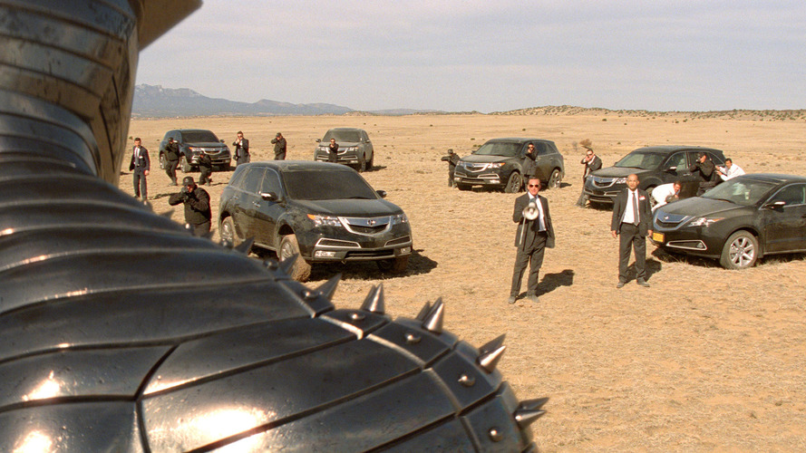 The Best And Worst Car Product Placements In TV And Movies