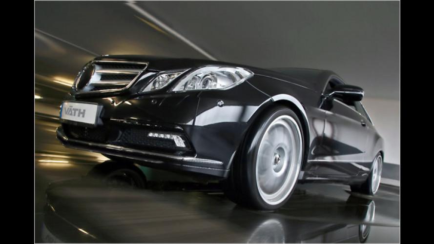Väth Mercedes E 500 Coupé: Mehr Power fürs Flachdach