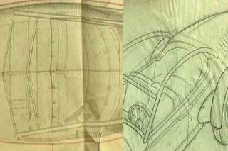 Is This Preston Tucker's Lost Design?