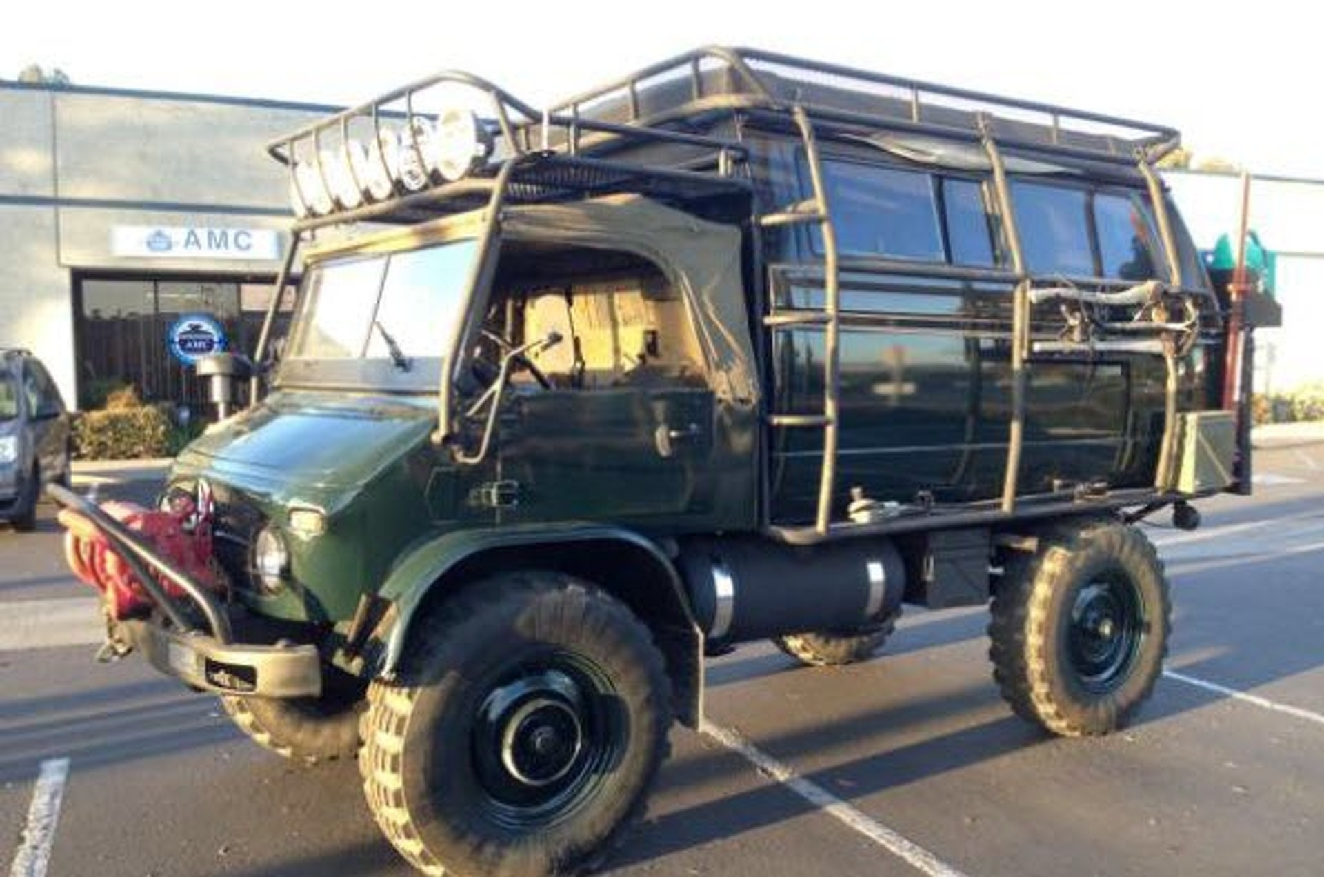 Classified Of The Week 1965 Unimog 4x4 For Sale
