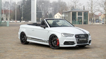 MTM tunes the Audi S3 Cabrio to 426 PS