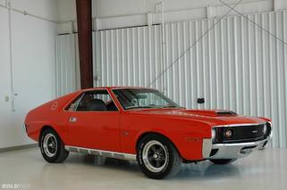 Your Ride: 1970 AMC AMX