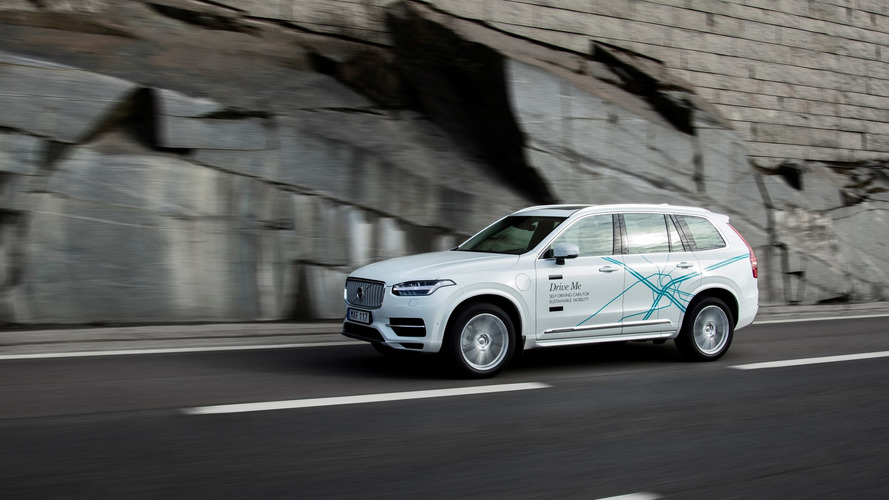 Volvo to let Chinese drivers use autonomous driving vehicles