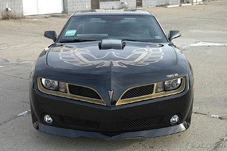 eBay Car of the Week: 2012 Chevrolet Camaro ZTA Firebird Package