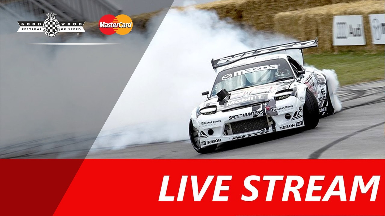 Live: Goodwood Festival of Speed 23-26 June 2016 - Vintage Videos
