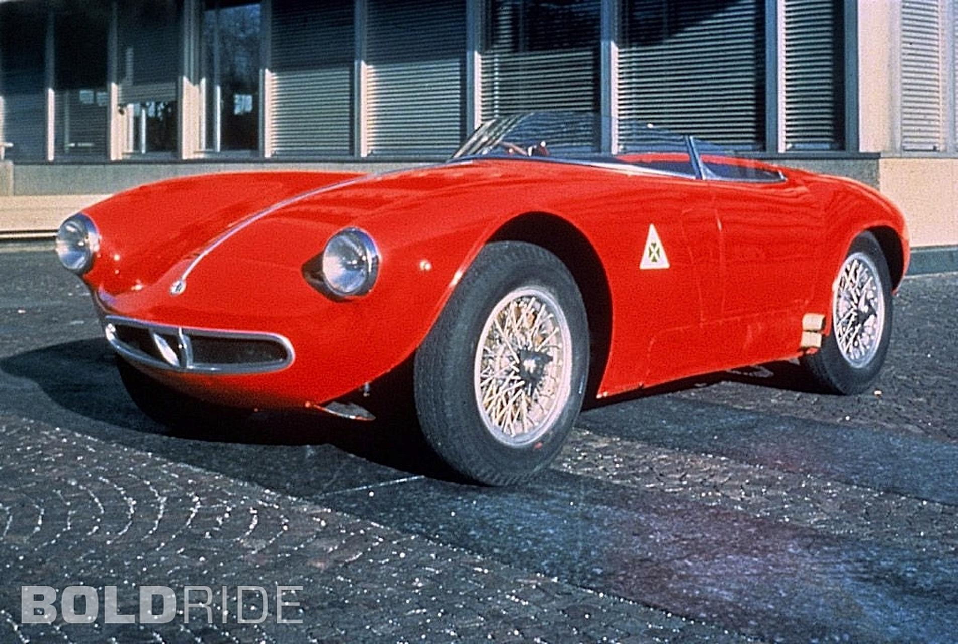 Alfa Romeo 2000 Sport Spider