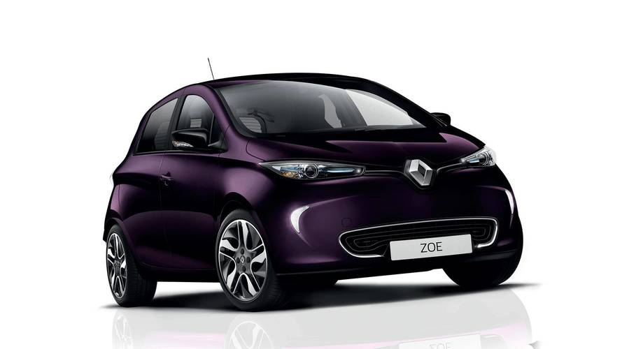 Renault Turns Up The Juice For New 107-HP Zoe R110