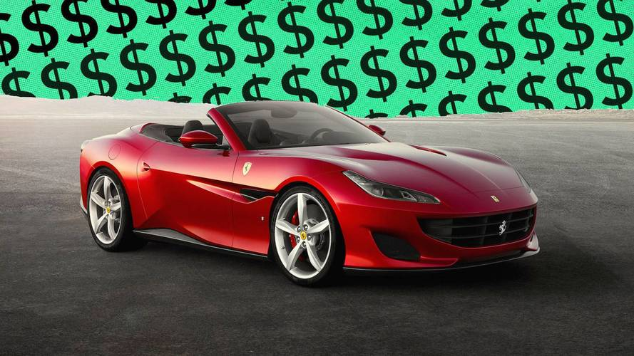 10 Ferrari Portofino Options You'd Be Crazy To Pay For