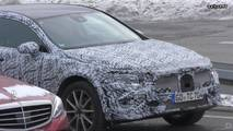 2020 Mercedes GLA screenshots from spy video
