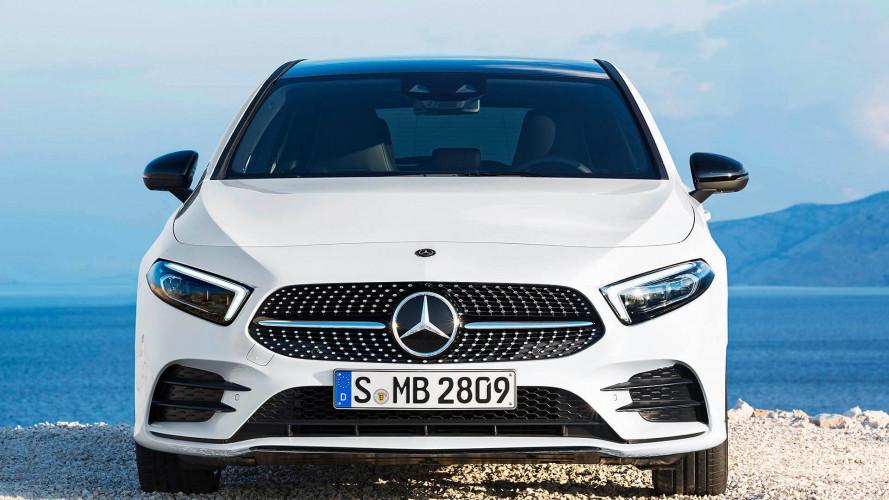 Mercedes A Serisi'nin vahşi yüzü her modelde olmayacak