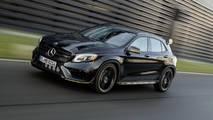 Mercedes-AMG GLA 45 – 4.4 saniye