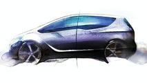 Opel Meriva Concept at the Geneva Motor Show