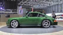 2018 Cenevre Otomobil Fuarı'nda Ruf SCR