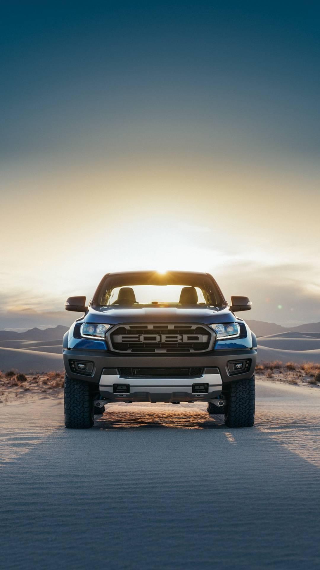 มาชม Ford Ranger Raptor 2018