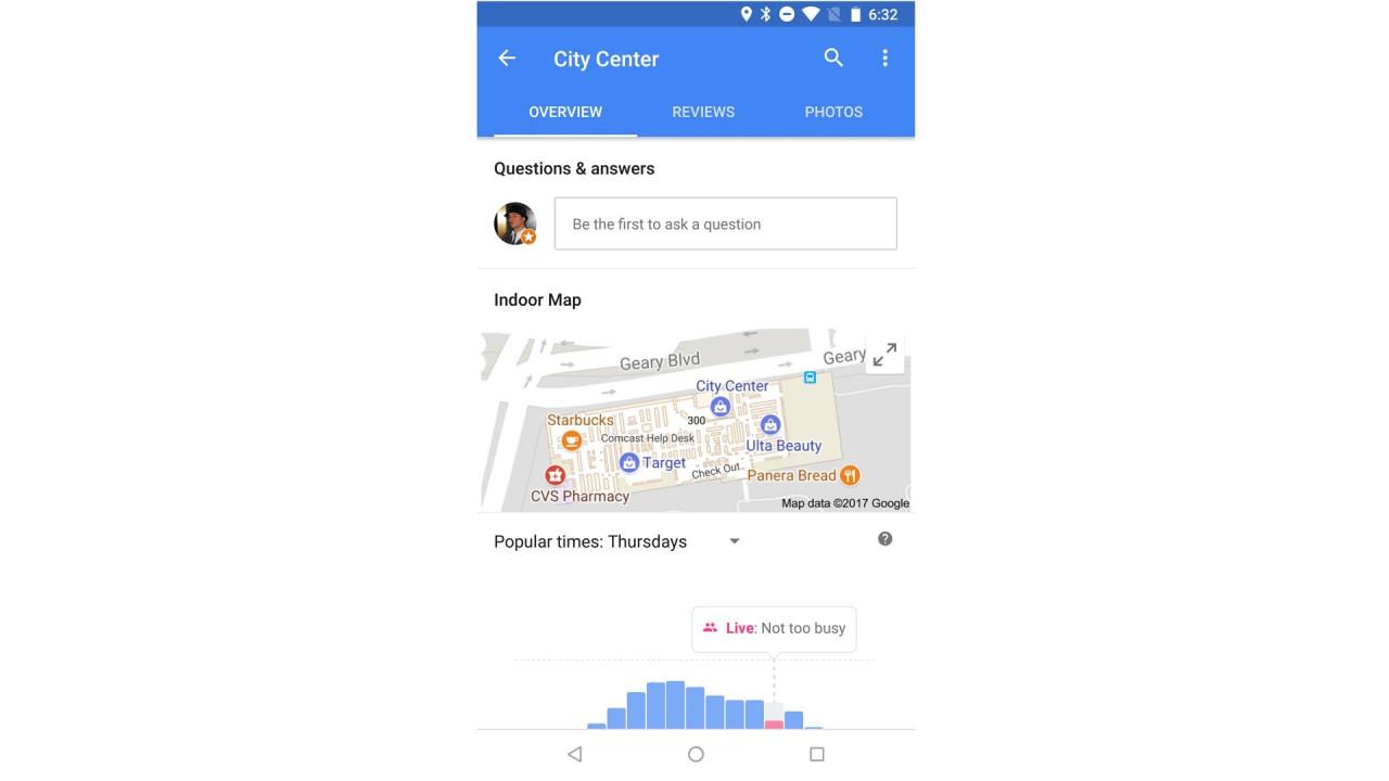 Google Maps, nuova Beta numero 9.68