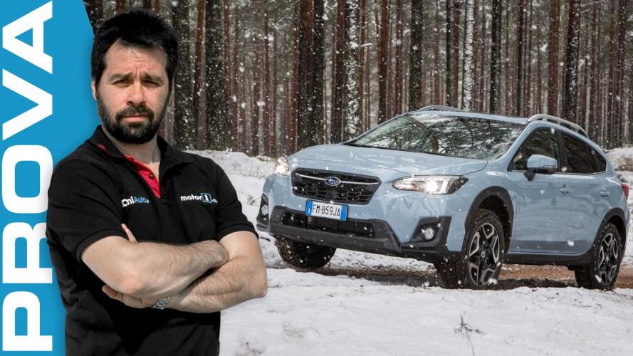Nuova Subaru XV, il crossover ritorna fuoristrada