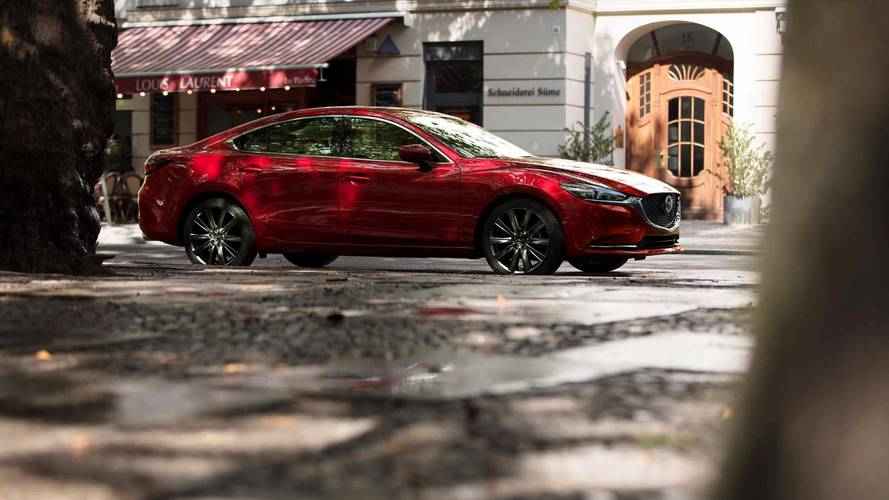Mazda announces prices and specs for 6 saloon and estate