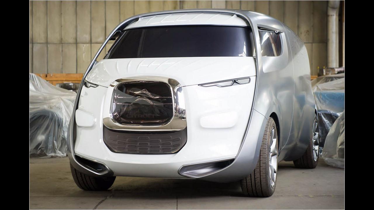 2011 Citroën Tubik Concept
