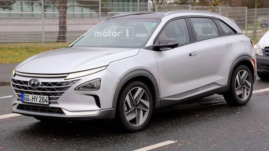 Deuxième génération de SUV Hyundai à hydrogène
