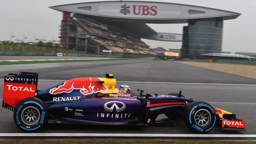 Red Bull 'surprised' by Ricciardo pace