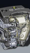Opel / Vauxhall 1.0-liter SIDI Turbo
