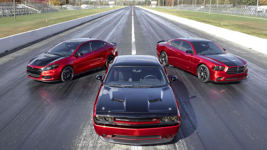 Dodge introduces Scat packages for the Charger, Challenger & Dart
