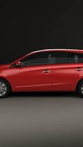 2014 Toyota Yaris rendering surfaces online [video]