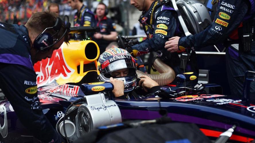 Vettel renews attack on 'new' F1