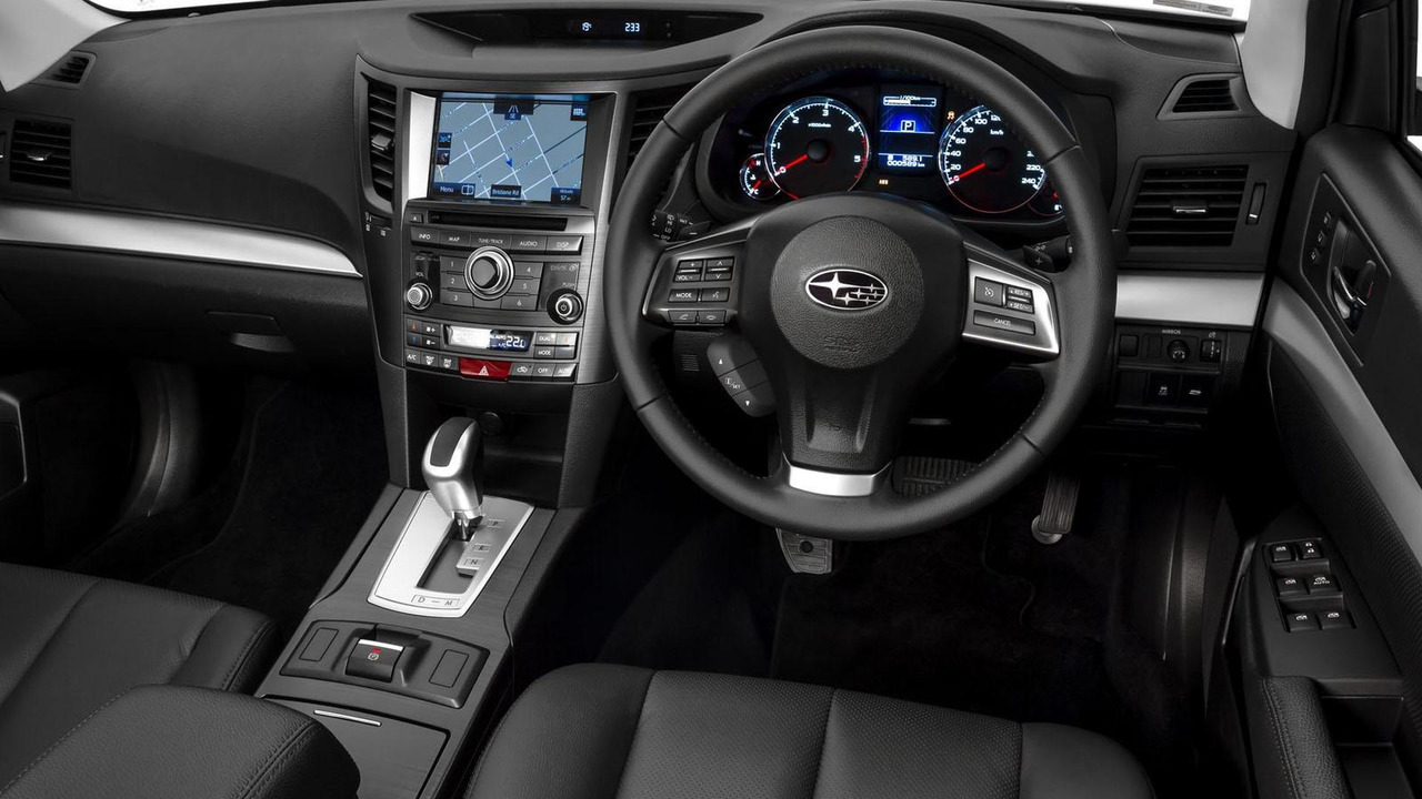2014 Subaru Outback Gains An Off Road Inspired Exterior In