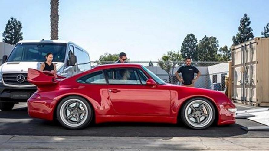 Porsche 993 Guntherwerks 400R
