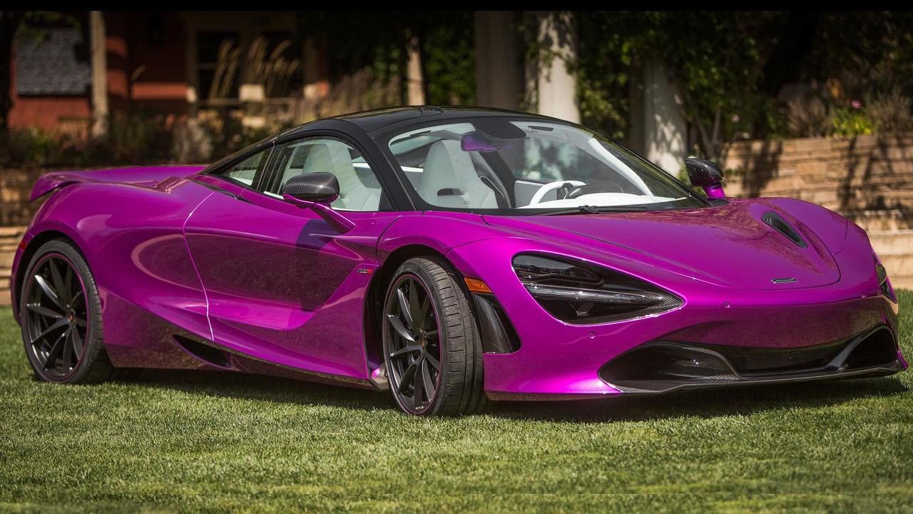 McLaren 720S'Fux Fuchsia