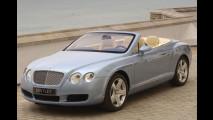 Bentley-Cabrio: Erste Fotos
