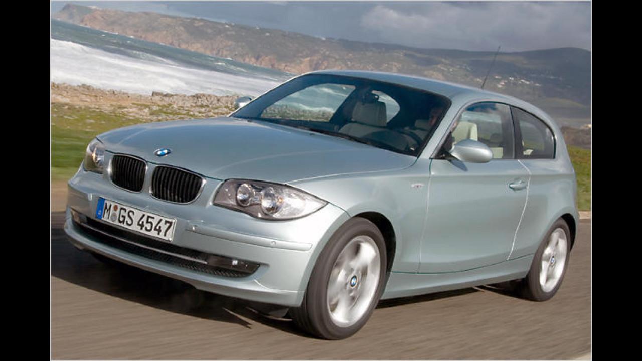 BMW 118d DPF 3-türig